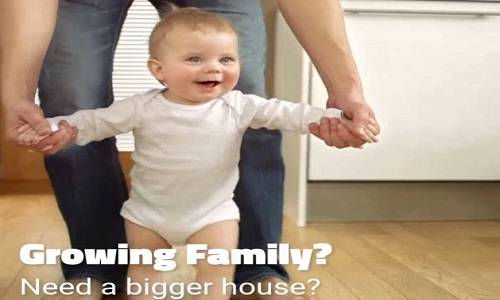 Growing Family Promo Video — Need A New House